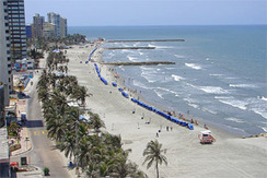 South America is a continent blessed with paradisiac beaches.   South America Travel and News   Scoop.it