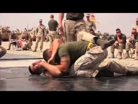 Military Videos of the World - Raw Video Marines Ground Fighting   Military Videos   Scoop.it