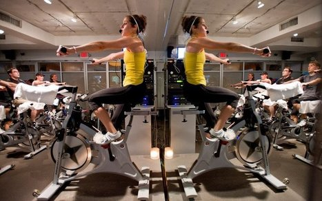 SoulCycle Is a Booming Exercise Chain for the 1 Percent | S-o-u-l--C-y-c-l-i-n-g | Scoop.it