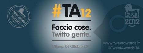 Cosa sono sti #TA12? E che senso hanno? Facciamo chiarezza | Sara Verterano | Scoop.it