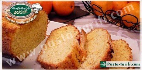 Portakallı Kek Yapımı   Kek Tarifleri   Scoop.it