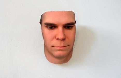 Art intrusif: à New York, le portrait numérique du quidam dressé par son code génétique | Innovations dans la culture | Scoop.it