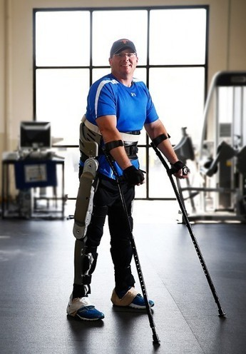 Vanderbilt also presents an exoskeleton | Differently Abled and Our Glorious Gadgets | Scoop.it