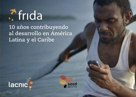 Programa FRIDA: Tecnología para marcar la diferencia - RUAV | FRIDA | Scoop.it