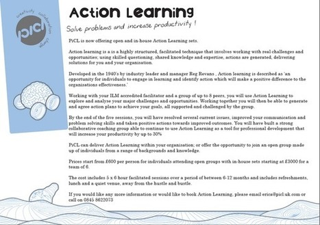 Twitter / EricaBLove: Action Learning to solve problems ... | Art of Hosting | Scoop.it