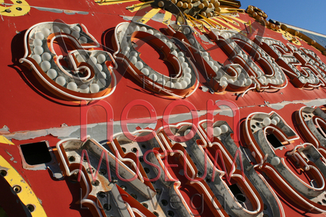 Press Images - The Neon Museum Las Vegas | Guided tours available daily | Matmi Staff finds... | Scoop.it