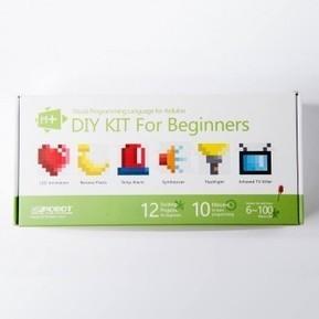 Mind+ Beginner Kit- A Visual Programming Language for Arduino | Espace de robot | Scoop.it