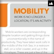 The impact of increased Mobility on the Modern Workforce | Science, Technology & IT curated by CrowdPatch | Scoop.it