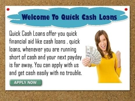 Quick Cash Loans- Get Ready To Take Quick Cash Help - PDF | Cash Loans Now | Scoop.it