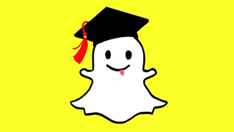 Snapchat : maîtrisez enfin l'application préférée des jeunes | Actu des médias | Scoop.it