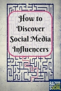 How to discover social media influencers | Socially | Scoop.it