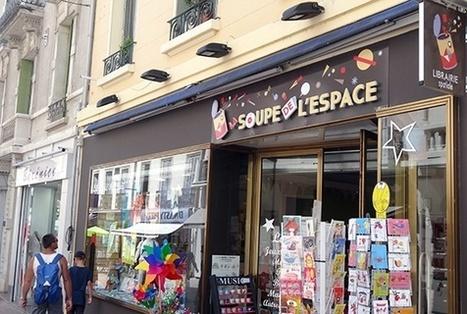 ♥ Soutenez la librairie la Soupe de l'Espace ♥ | Bibliothèques et jeunesse | Scoop.it
