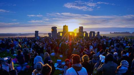 Summer Solstice – A Global Celebration of Light | glad.is | Spirituality & Philosophy | Scoop.it
