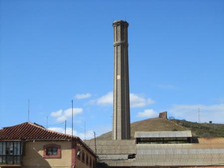 Mexico: Chimeneas industriales / industrial chimneys | Industrial Heritage | Scoop.it