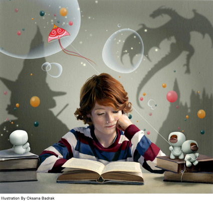 Why Read?: Sven Birkerts on the essential link between literacy and the imagination | LibraryLinks LiensBiblio | Scoop.it