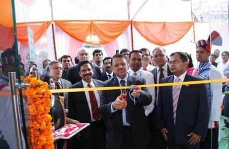 Shri M.S. Raghavan, CMD, IDBI Bank Inaugurated Wardhaman Nagar Branch, Nagpur | IDBI Bank | Scoop.it