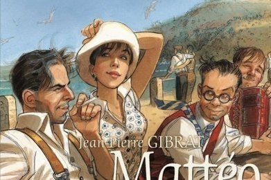 Mattéo, à l'amour comme à la guerre | Parlons BD | Scoop.it