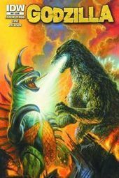 Godzilla: Ongoing #10 On Sale Feb 20, 2013 | Daikaiju | Scoop.it