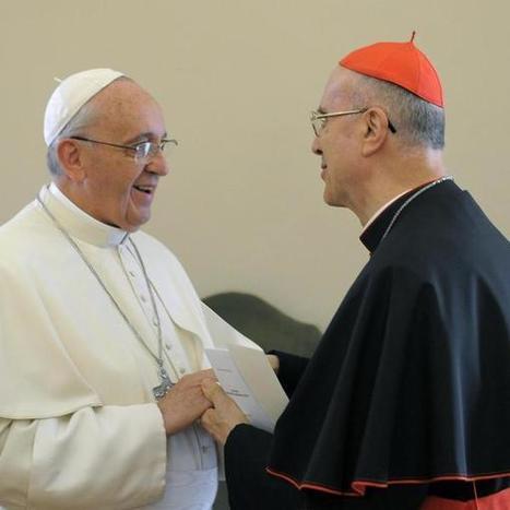 Papa Francisco agradece a Bertone por afrontar adversidades - Terra Argentina | El Papa jesuita | Scoop.it