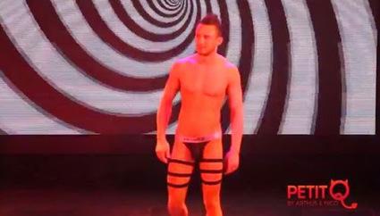 Une Vidéo pour le défilé Petit Q Underwear | Lingerie Homme | Scoop.it