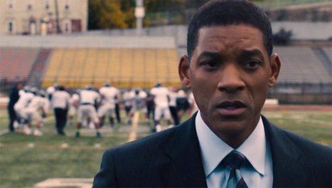 """Why Will Smith tackled """"Concussion"""" 