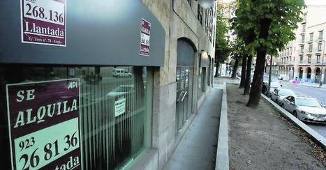 Uno de cada seis locales comerciales del centro de la ciudad está cerrado (Salamanca). | Alquiler de locales comerciales | Scoop.it
