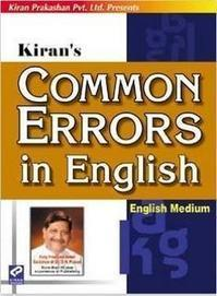 Common Errors in English | Online Book Store | Scoop.it