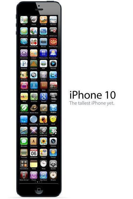 Best of humour sur l'iPhone 5 : meilleurs parodies et caricatures ! | Badjack | Scoop.it