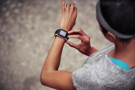 Les montres GPS Sport de TomTom désormais compatibles avec Nike +   Hightech, domotique, robotique et objets connectés sur le Net   Scoop.it