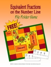 Autumn File Folder Game | Seasonal Freebies for Teachers | Scoop.it