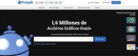 Descarga millones de vectores, PSD y fotos GRATIS | De todo un poco... | Scoop.it