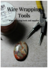 Wire Wrapping Tools: Wire wrapping tools and supplies   Home & Hobbies   Scoop.it