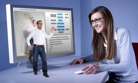 Revolución en la creación de animaciones en 3D para webs — Noticias de la Ciencia y la Tecnología (Amazings®  / NCYT®) | Autos, innovación y tecnología | Scoop.it