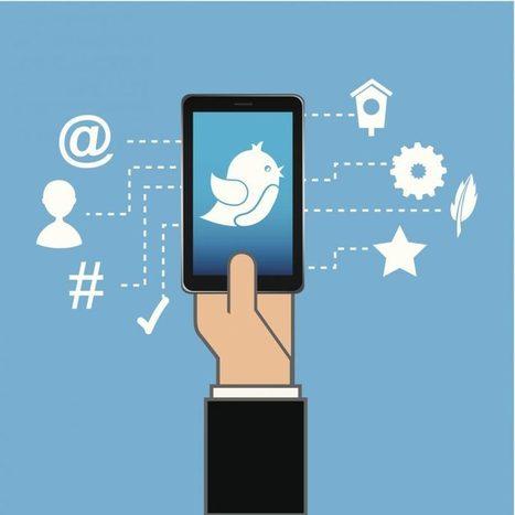 El 43% de los usuarios utiliza Twitter con fines profesionales | Estos días me ha interesado ... | Scoop.it