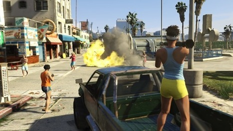 Grand Theft Auto free Beach Bum DLC is available to download For PS3, Xbox 360 « GN2DAY News and Reviews | Exam Results Update | Scoop.it