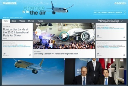 All you wanted to know about Bombardier's CSeries   Allplane: Airlines Strategy & Marketing   Scoop.it