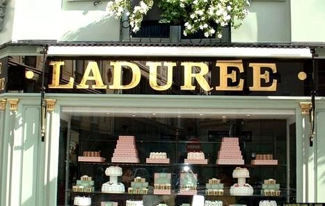 Influencia - Brand Culture - Ladurée, l'aristocratie des douceurs | Macarons | Scoop.it