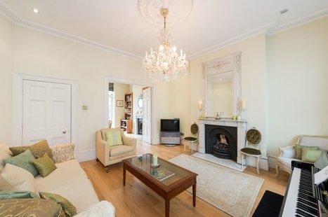 House for sale in Albany Street, Regent's Park, London, NW1 | Sandfords | Regents Park Property | Scoop.it