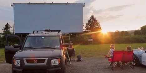 How You and Honda Can Save Historical LA Movie Culture | Honda News | Scoop.it