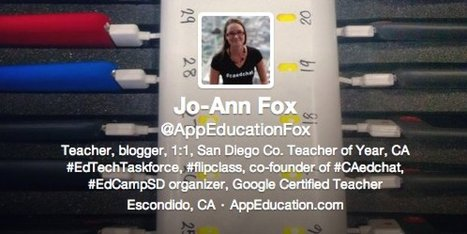 Twitter Is My Teacher Superpower: 5 Steps to Make it Yours | Teaching in the XXI century | Scoop.it