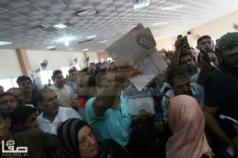 PHOTOS | Ongoing suffering at Rafah Border in Gaza claimed second life of 1 day old baby | Occupied Palestine - In Photos | Scoop.it