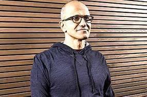 Hyderabad-born Satya Nadella named new Microsoft CEO - Hindustan Times | CEO Magazine | Scoop.it