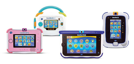 VTech's 4th Generation Children's Learning Tablets | Kids Tablet | Scoop.it