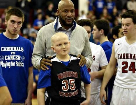 H.S. Boys Basketball: Westwood gets behind sixth-grader with rare brain tumor | Brain Tumors | Scoop.it