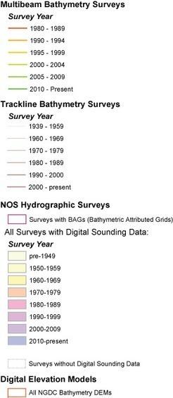 Bathymetry Data Viewer   ngdc.noaa.gov   Middle School Earth Science   Scoop.it
