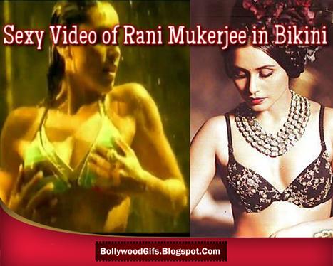 The Best Bollywod Gifs : Rani Mukerji Hot in Dil Bole Hadippa   Bollywood Glitz 24- Hot Bollywood Actress   Scoop.it