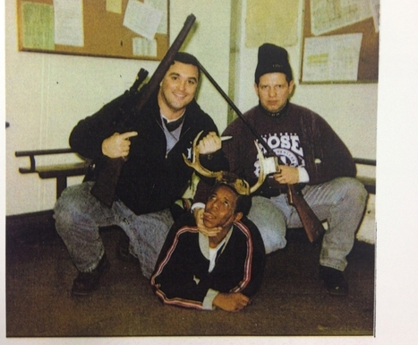 The Horrifically Racist Photo That Led to the Firing of a Chicago Cop | VICE | United States | Criminology and Police Problems | Scoop.it