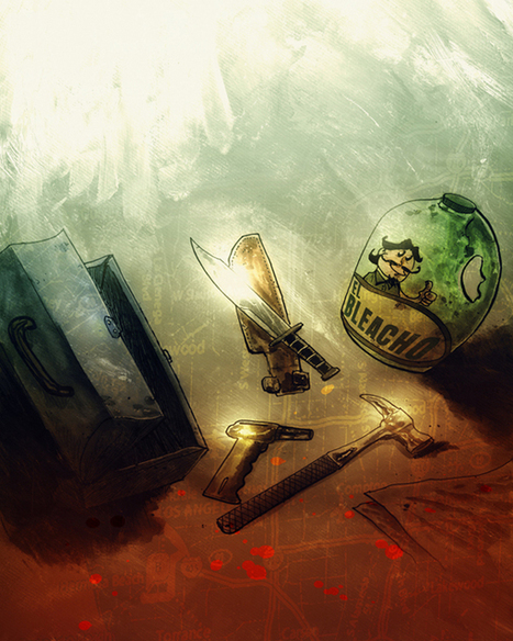 'Dead Pig Collector' de Warren Ellis ya tiene portada - Revista Cómic Digital | comics y + | Scoop.it
