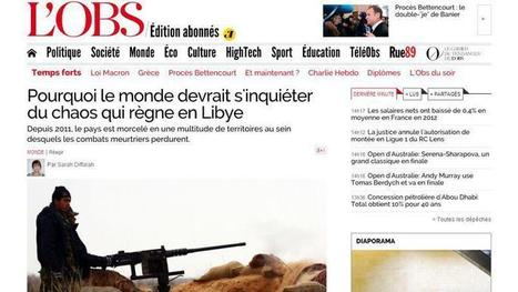 L'Obs remodèle son offre web | Journalism Issues | Scoop.it