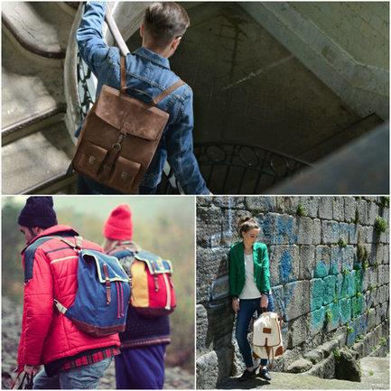 Abordage : le concept store virtuel dédié aux sacs à dos | Made In Retail : Commerce digital des réseaux de la mode | Scoop.it